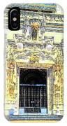 Entrance Casa Grande IPhone Case