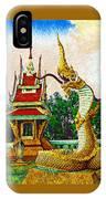 Entrance Dragon IPhone Case