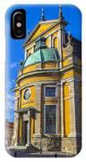 Entrance Kalmar Cathedral IPhone Case