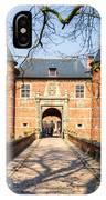 Entrance To The Castle, Belgium IPhone Case