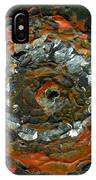Entranced By A Fiery Vision IPhone Case