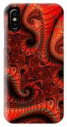Epidermal Emancipation IPhone Case