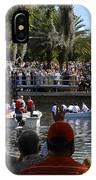 Epiphany At Spring Bayou IPhone Case