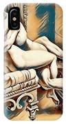 Erotic Abstract Four IPhone Case