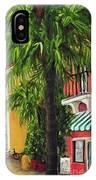 Espanola Way In Sobe IPhone Case