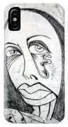 Etching  IPhone Case
