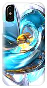 Eternal Flower Abstract IPhone Case