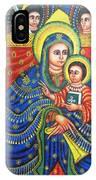 Ethiopian Angels IPhone Case