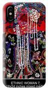 Ethnic Woman IPhone Case