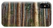 Eucalyptus Forest IPhone Case