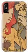 Eugene Grasset IPhone Case