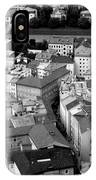 European Rooftops IPhone Case