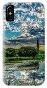 Evening Approaching Cape May Light IPhone Case