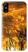 Evening Grass IPhone Case