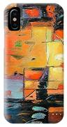 Evening Light IPhone Case