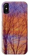 Evening Sky IPhone Case
