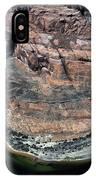 Evening Tones Horseshoe Bend Arizona Landscape  IPhone Case