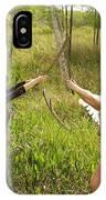 Everglades City Glamour 154 IPhone Case