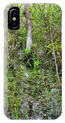 Everglades Swamp Two IPhone Case