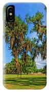 Evergreen Plantation IPhone Case