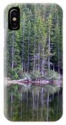 Evergreen Reflections IPhone Case