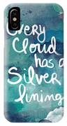 Every Cloud IPhone Case