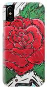 Every Rose Has Its Thorns IPhone Case