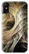 Evolve Fractal IPhone Case