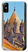 Evora's Cathedral Tower IPhone Case