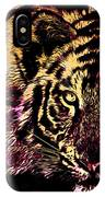 Exalted Beauty IPhone Case
