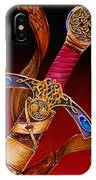 Excalibur IPhone Case