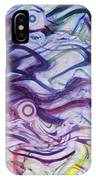 Exhalation IPhone Case