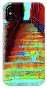 Exorcist Steps IPhone Case