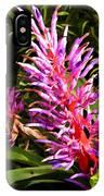 Exotic Flora IPhone Case