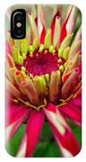 Exotic Flower IPhone Case