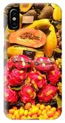 Exotic Fruit IPhone Case