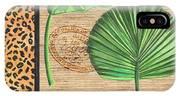 Exotic Palms 2 IPhone X Case