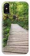 Explore Nature IPhone Case