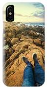 Exploring The Beaches Of Western Tasmania IPhone X Case