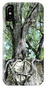 Exposed - Oak Roots IPhone Case