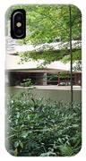 Exterior Fallingwater IIi IPhone Case
