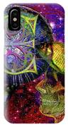 Extraterrestrial Fish In The Sea IPhone X Case