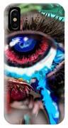 Eye Ball Study One IPhone Case