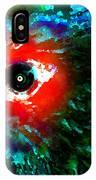 Eye Of Paradise IPhone Case
