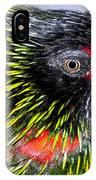 Eye Of The Tropics IPhone Case