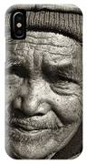 Eyes Of Soul 2 IPhone Case