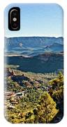 F And B Ridge 07-028 IPhone Case