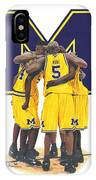 Fab Five IPhone Case