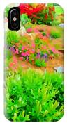 Fabulous Florals 323 IPhone Case