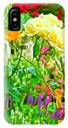Fabulous Florals 333 IPhone Case
